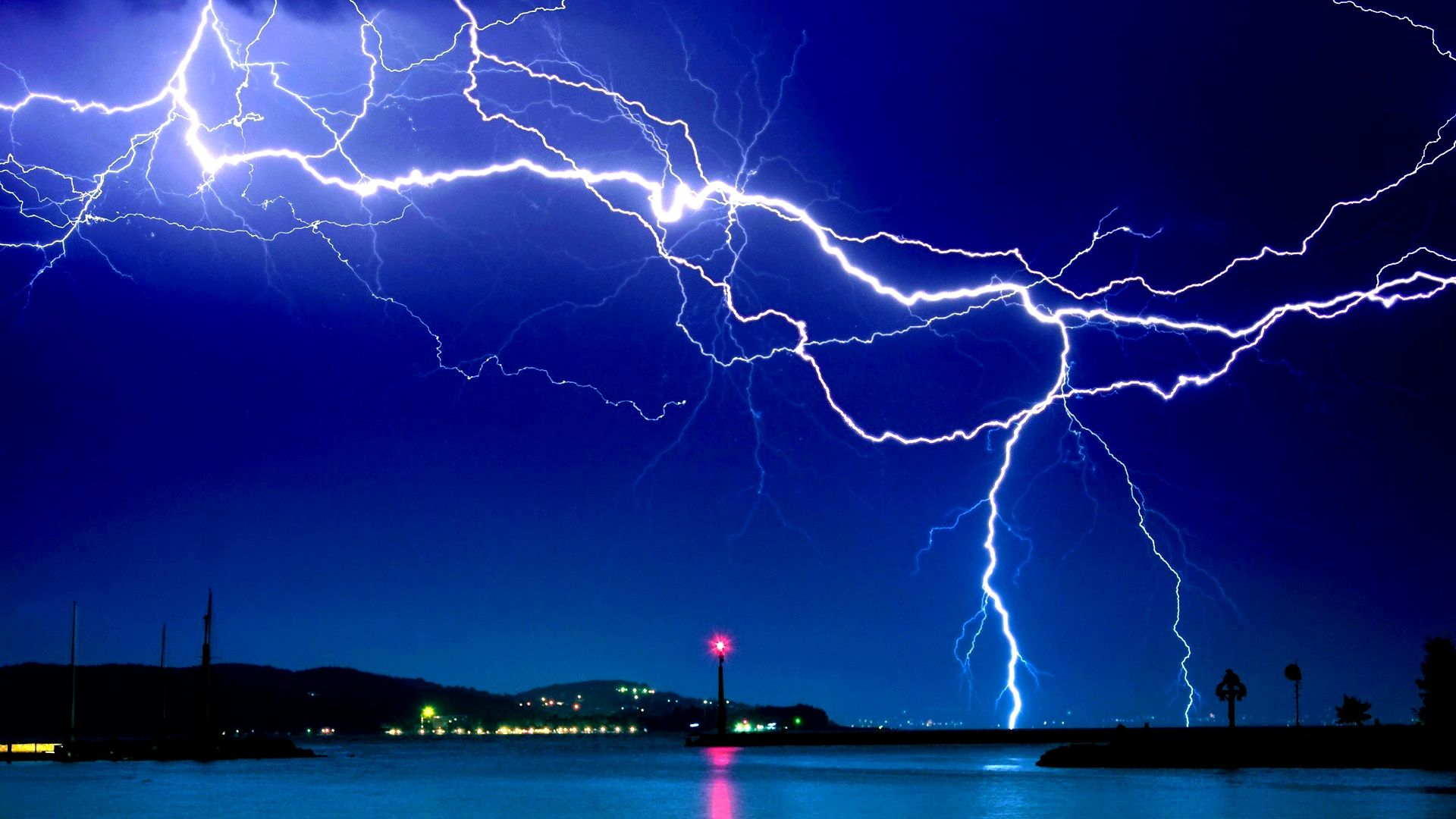 Hd Lightning Wallpapers Top Free Hd Lightning Backgrounds Wallpaperaccess