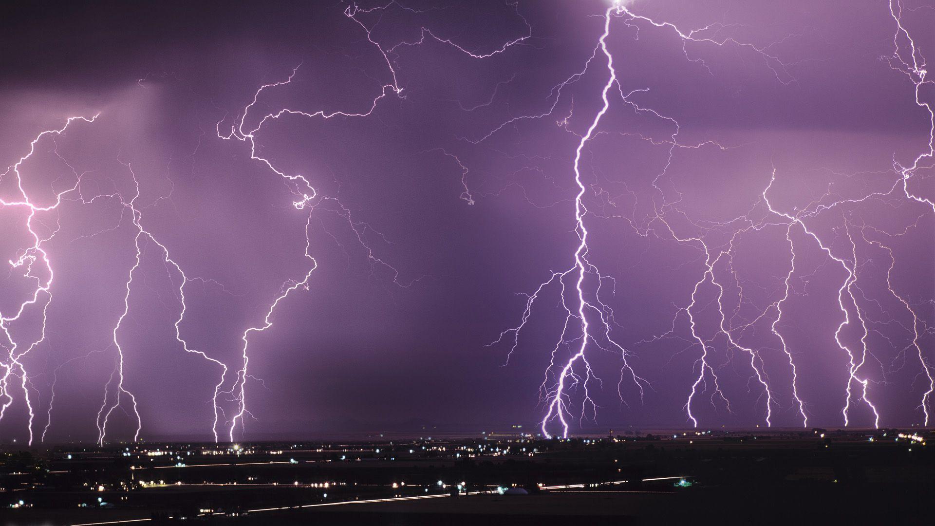 Lightning Wallpapers - Top Free Lightning Backgrounds