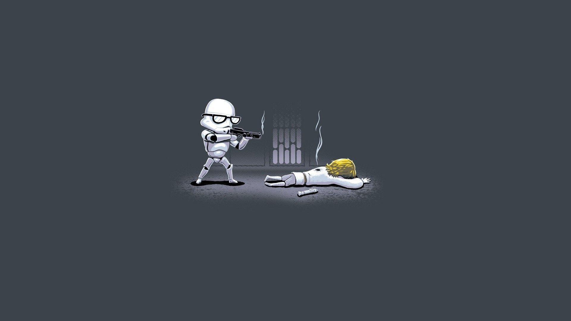 Minimalist Star Wars Funny Wallpapers Top Free Minimalist Star Wars Funny Backgrounds Wallpaperaccess