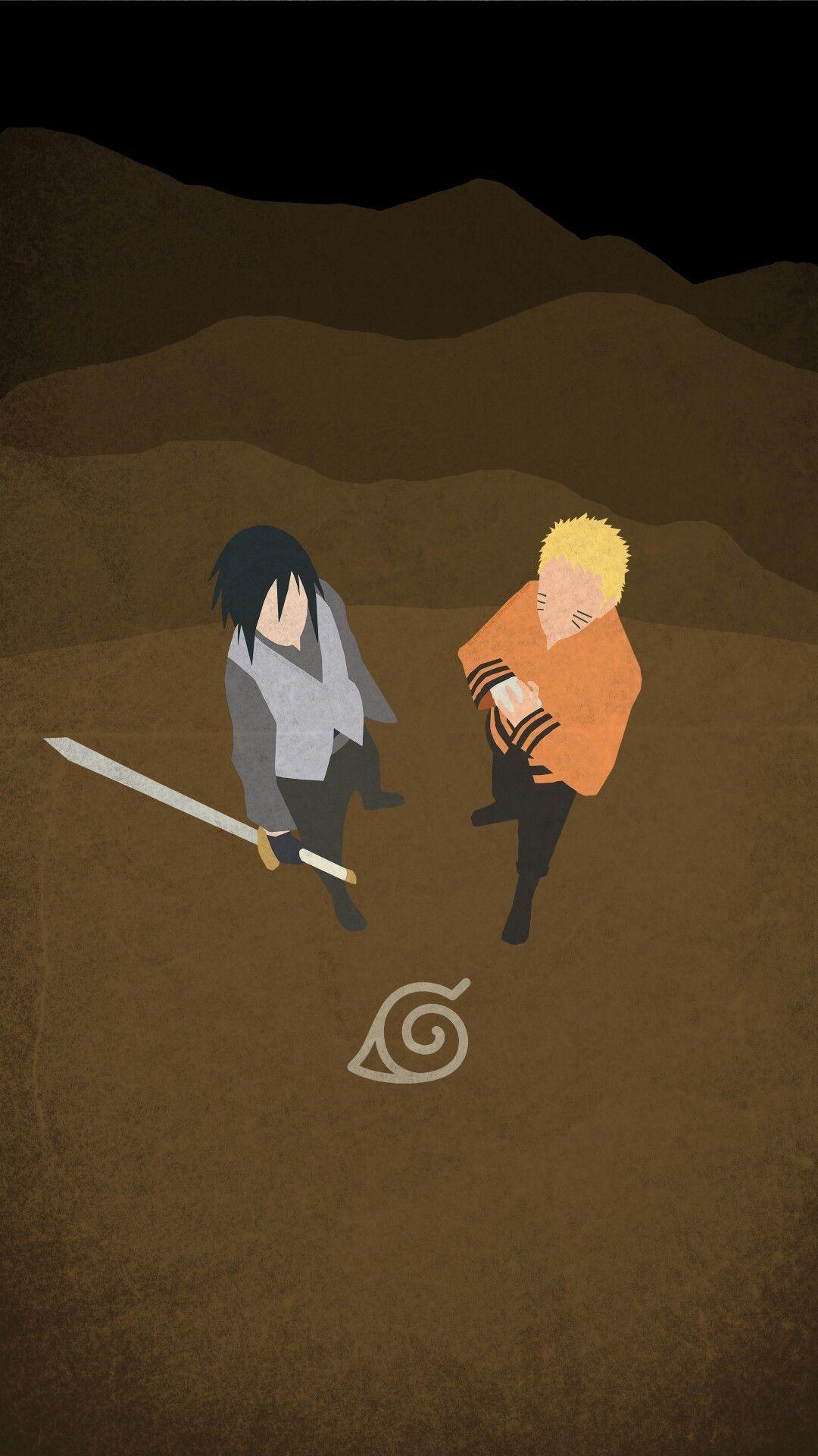 Naruto Minimalist Wallpapers Top Free Naruto Minimalist Backgrounds Wallpaperaccess