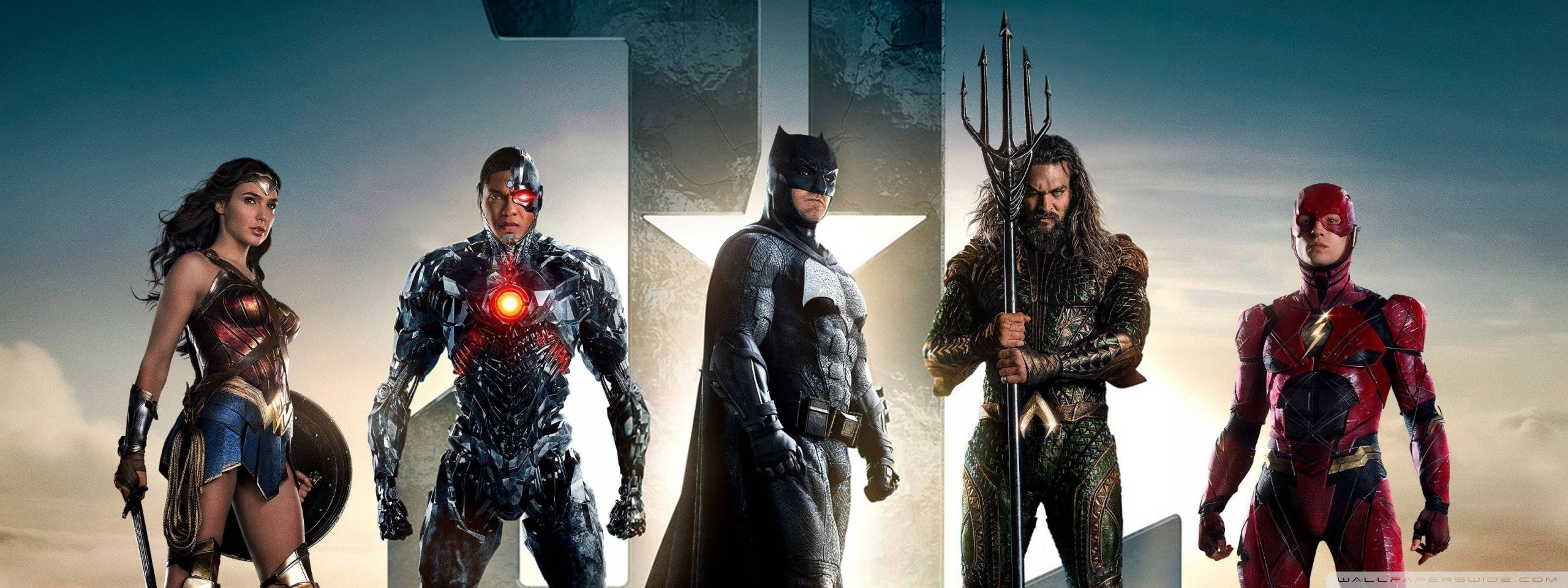 Justice League Dual Monitor Wallpapers Top Free Justice League