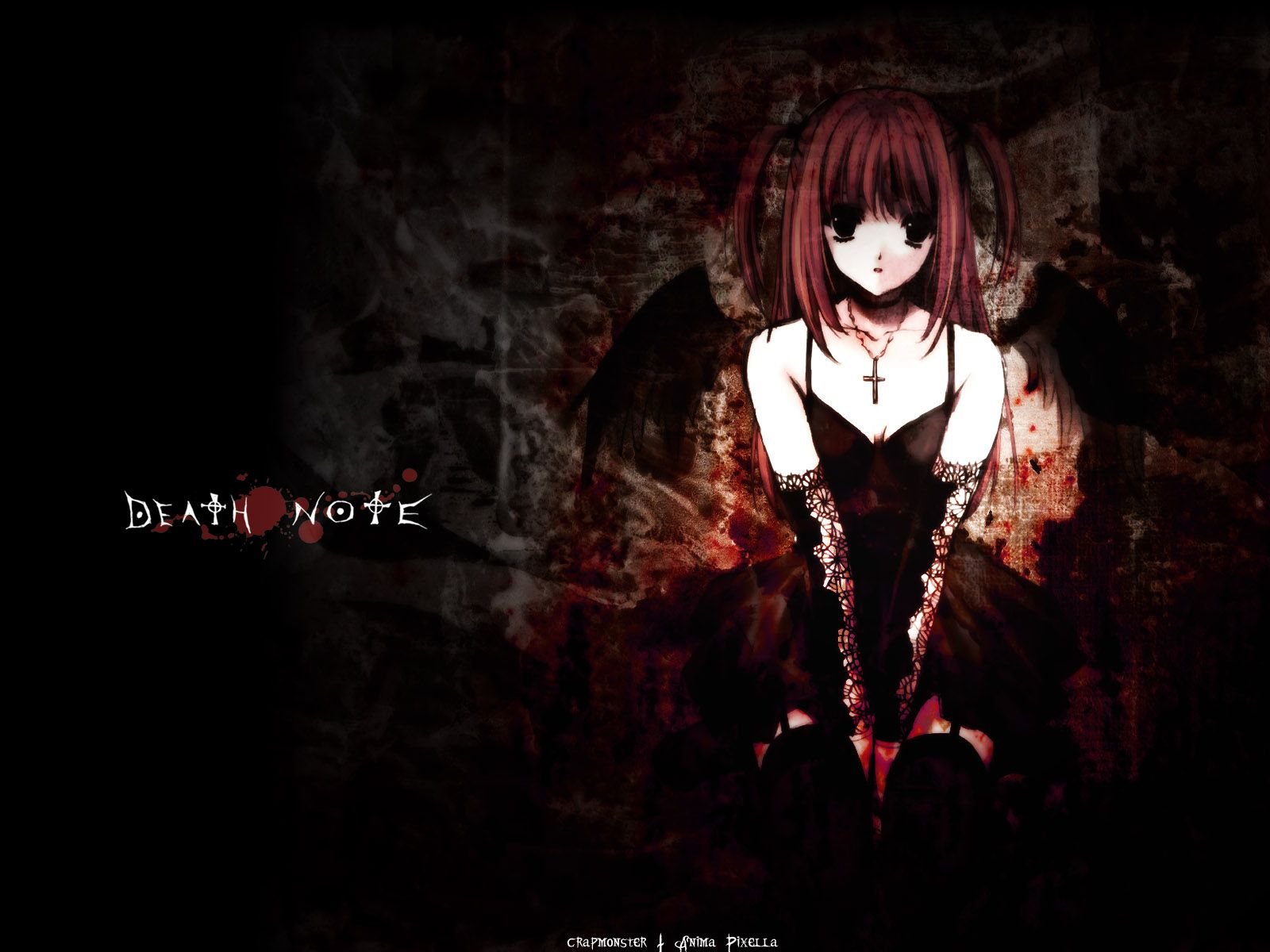 Death Note Misa Wallpapers Top Free Death Note Misa Backgrounds