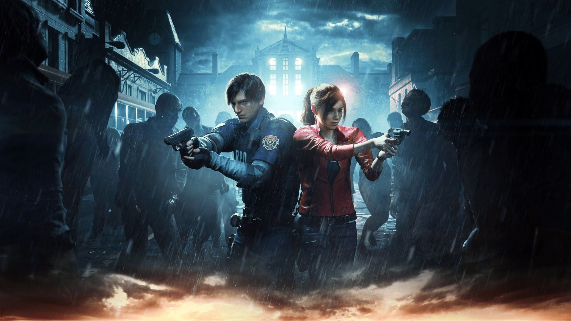 Resident Evil 2 Wallpapers Top Free Resident Evil 2