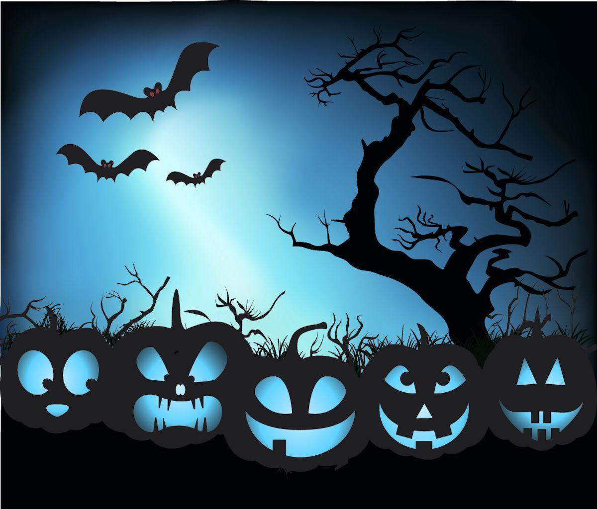 Halloween Tablet Wallpapers - Top Free