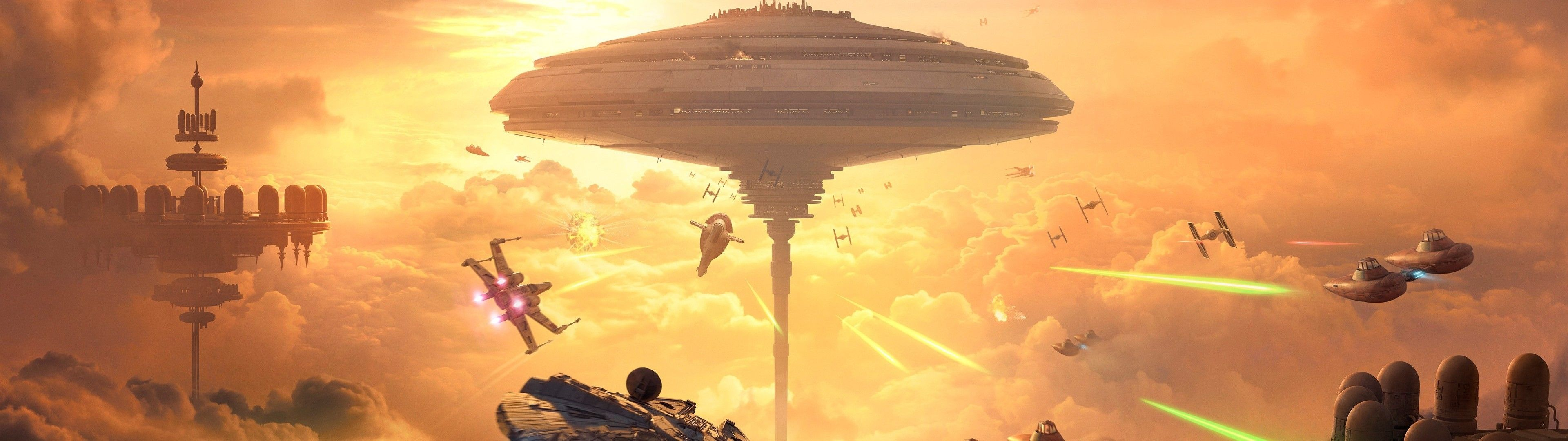 3840x1080 Star Wars Wallpapers Top Free 3840x1080 Star Wars Backgrounds Wallpaperaccess