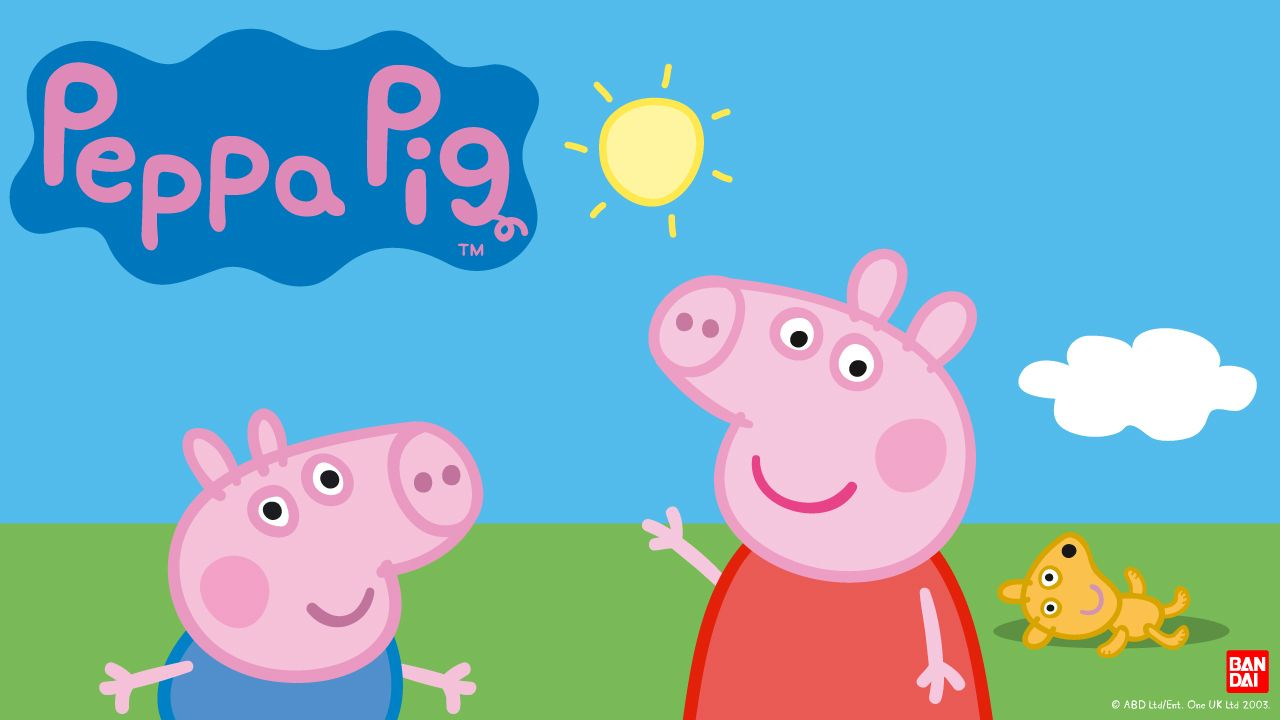 Peppa Pig Wallpapers - Top Free Peppa Pig Backgrounds ...