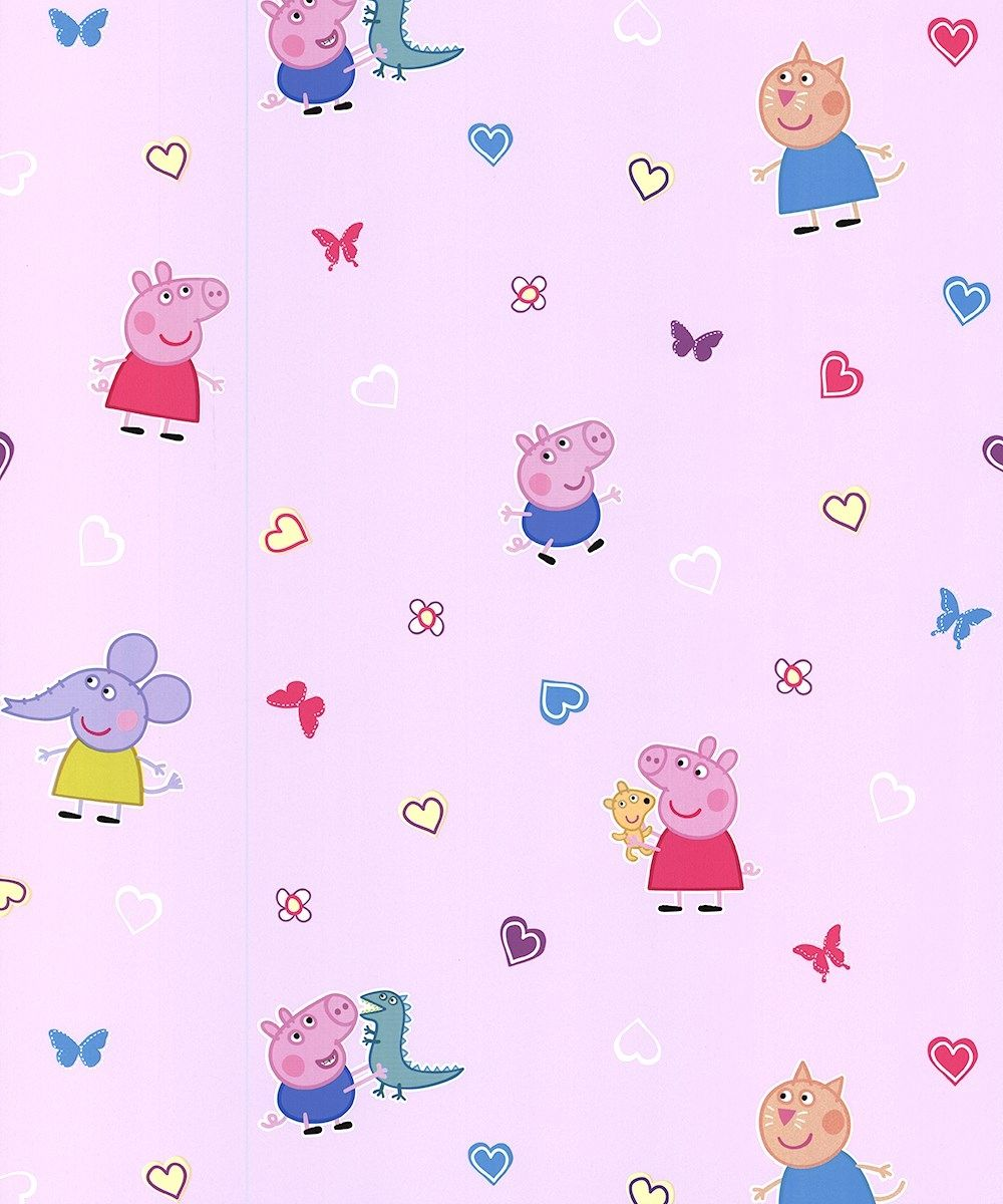 Peppa Pig Iphone Wallpapers Top Free Peppa Pig Iphone Backgrounds Wallpaperaccess