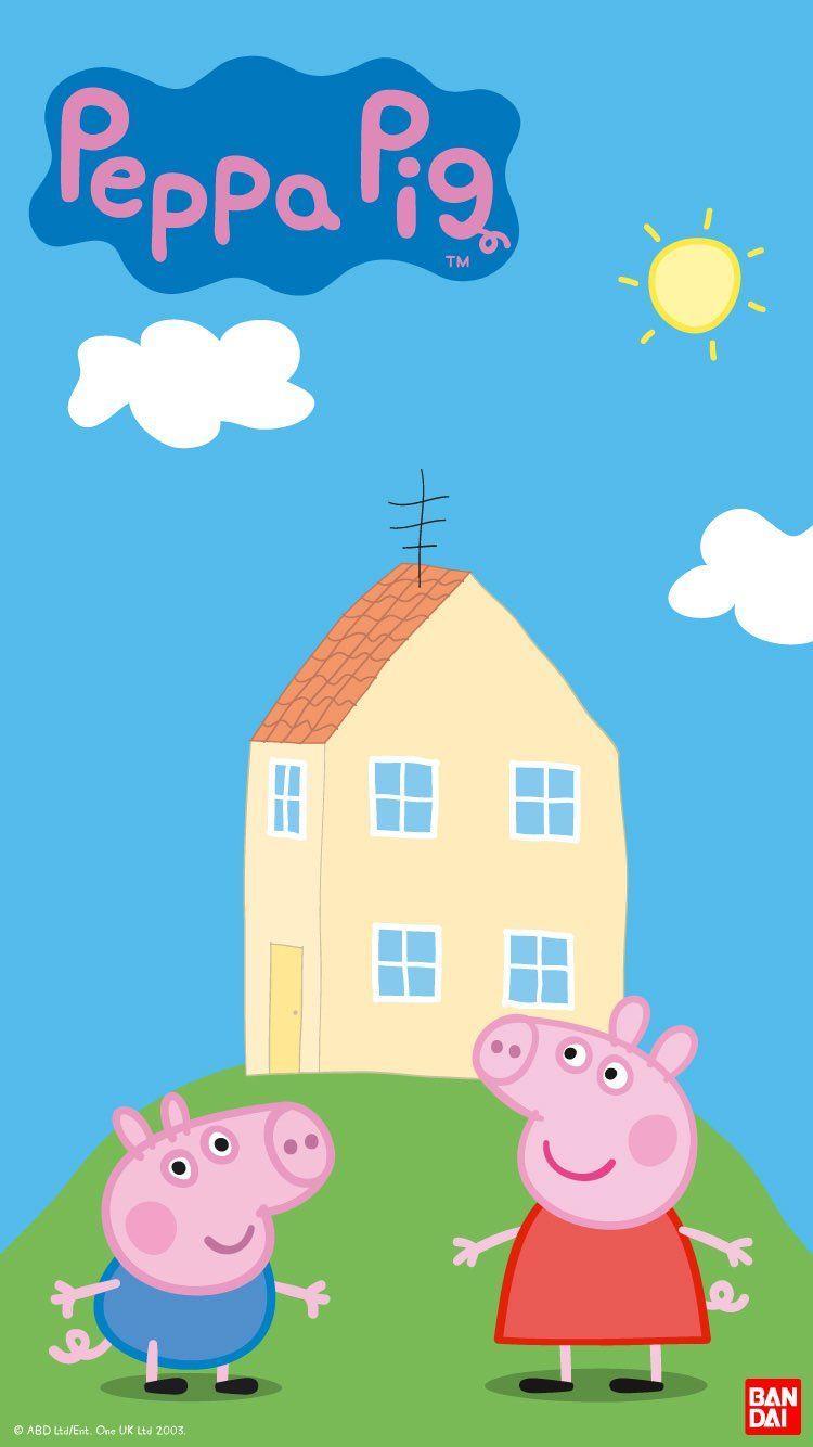 Peppa Pig iPad Wallpapers - Top Free Peppa Pig iPad ...