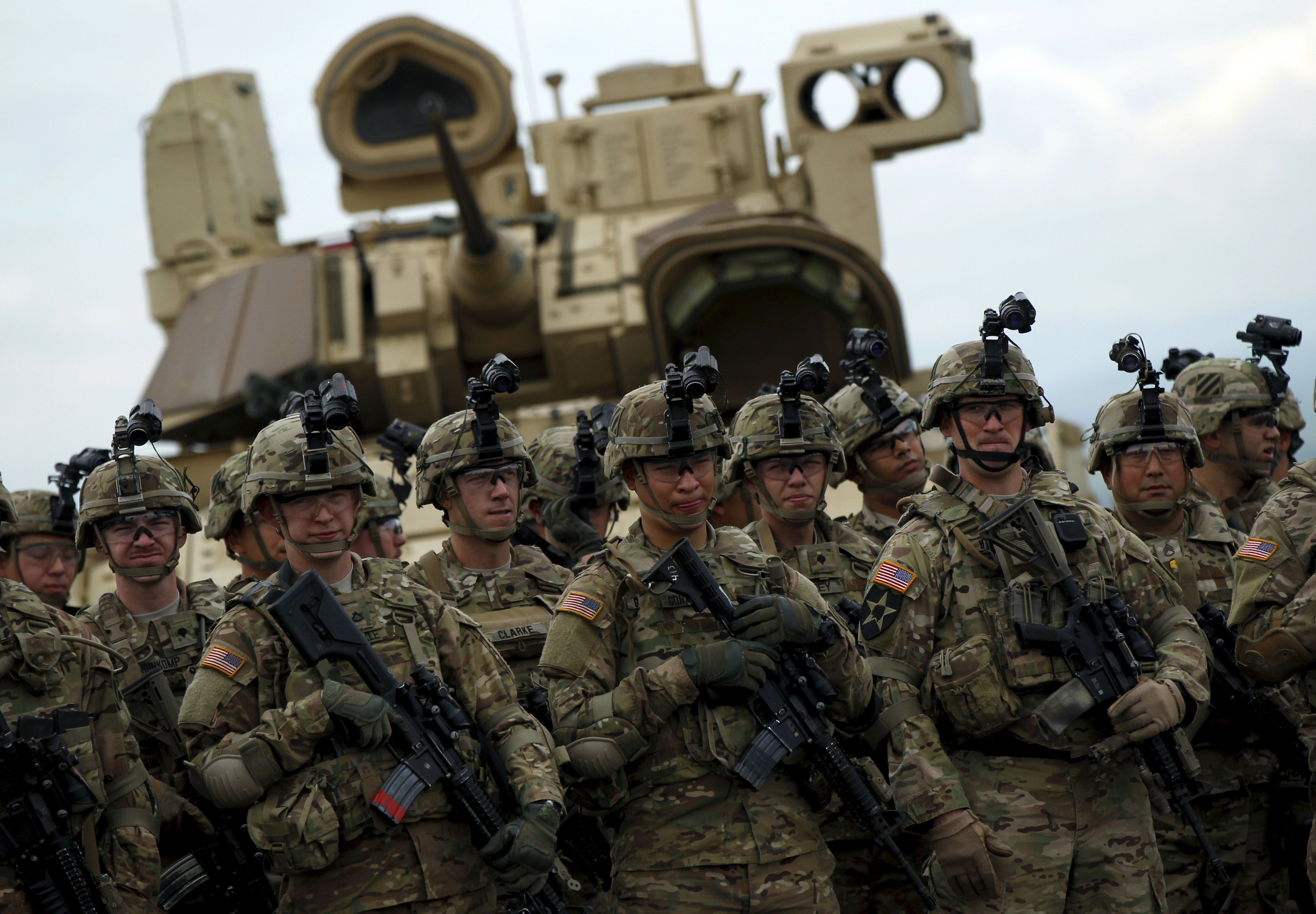United States Army Wallpapers - Top Free United States ...