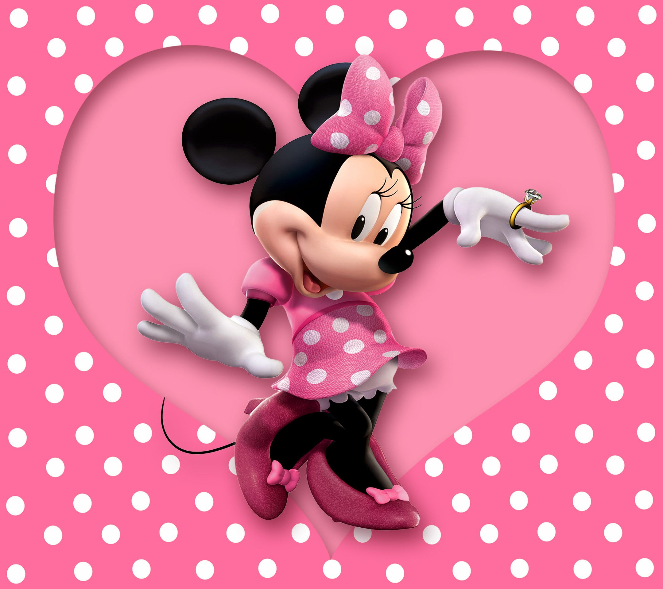 Minnie Mouse Wallpapers Top Free Minnie Mouse Backgrounds