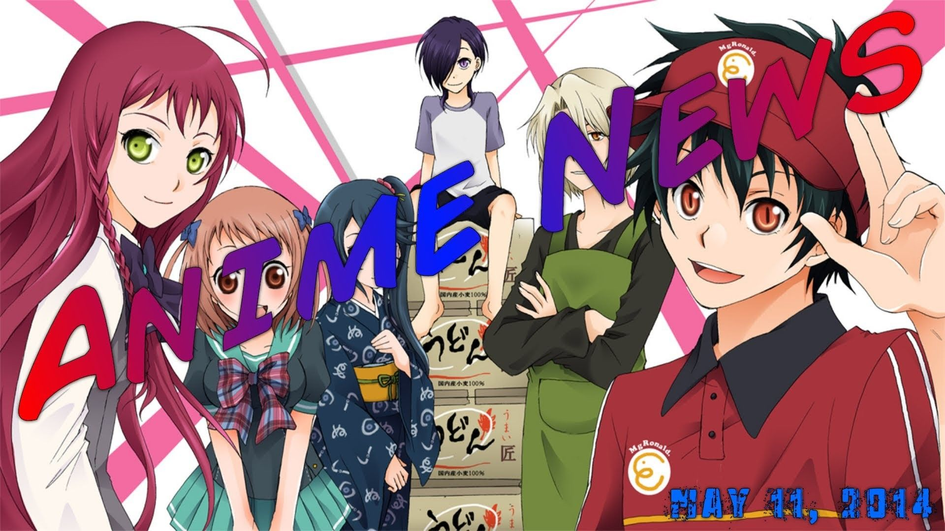 The Devil Is A Part Timer Wallpapers Top Free The Devil Is A