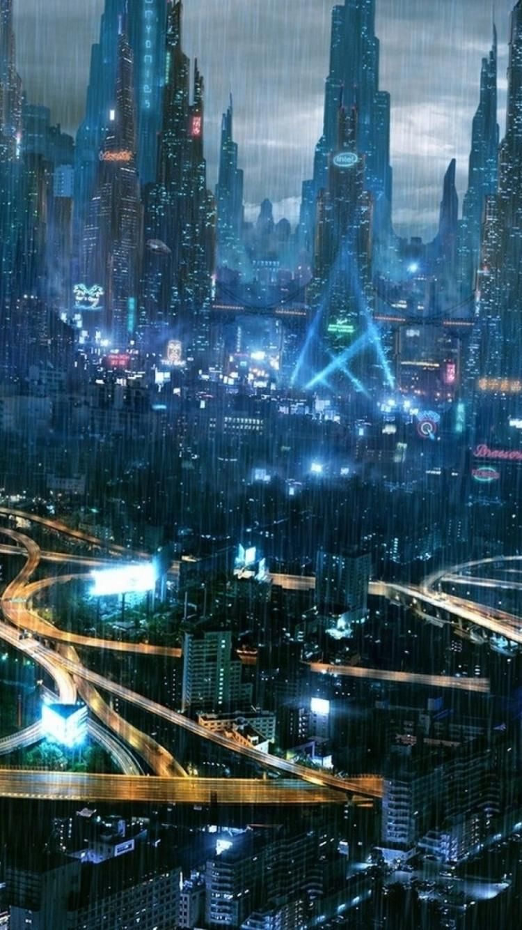 Cyberpunk Iphone Wallpapers Top Free Cyberpunk Iphone Backgrounds Wallpaperaccess