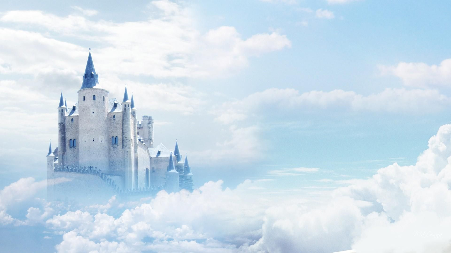 Castle In The Sky Wallpapers Top Free Castle In The Sky
