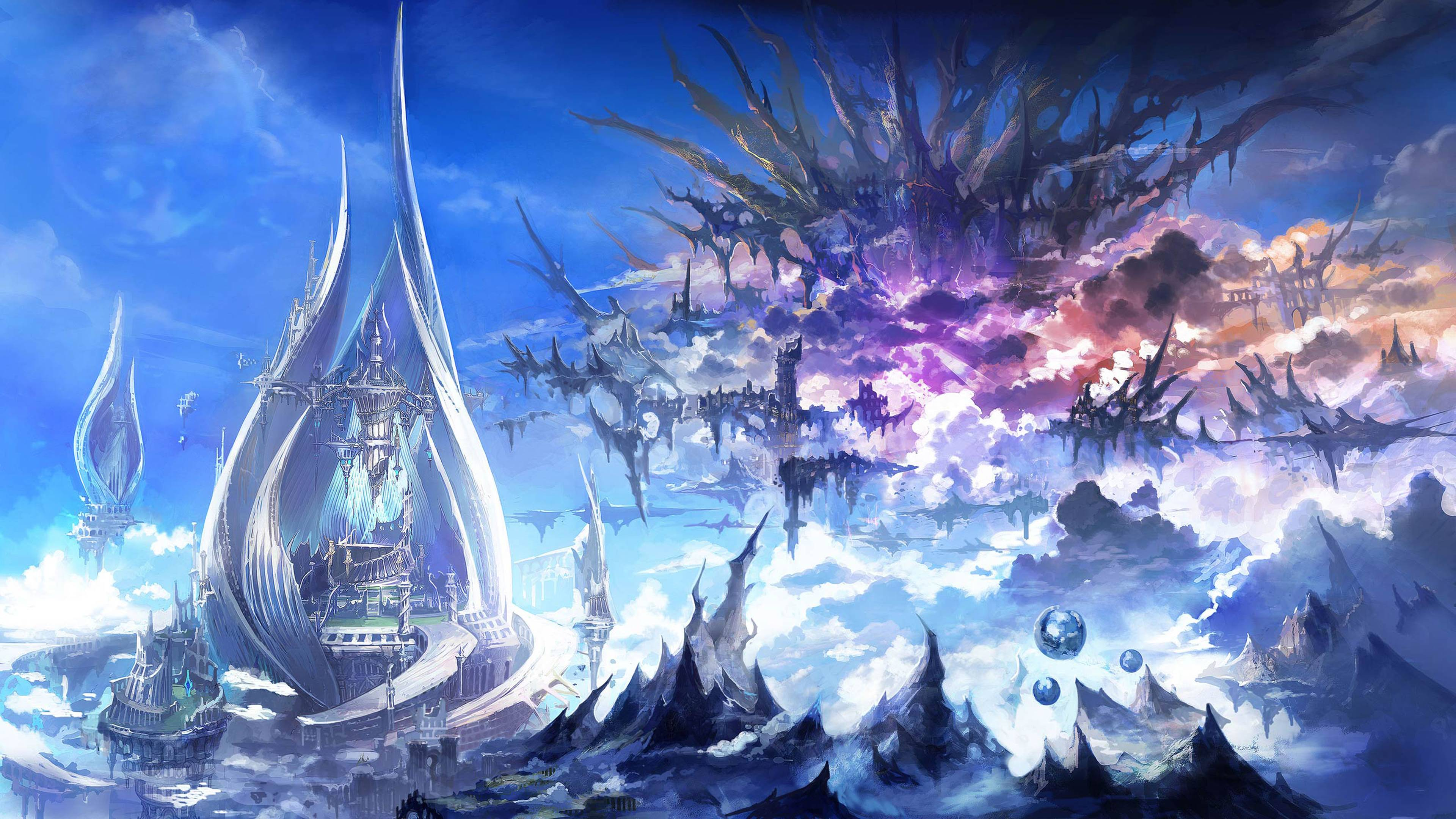 Final Fantasy Xiv Wallpapers Top Free Final Fantasy Xiv