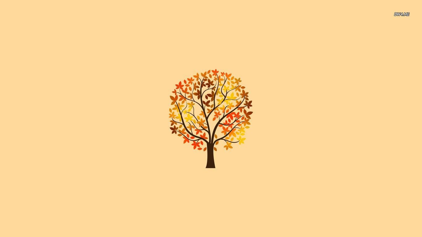 Minimalist Autumn Wallpapers Top Free Minimalist Autumn