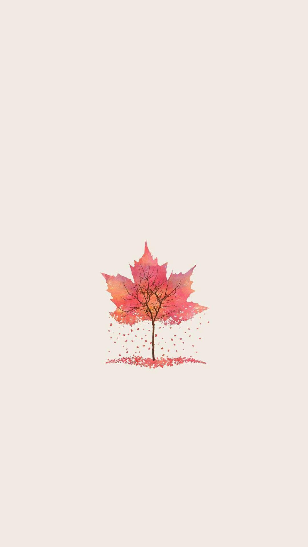 Minimalist Autumn Wallpapers Top Free Minimalist Autumn