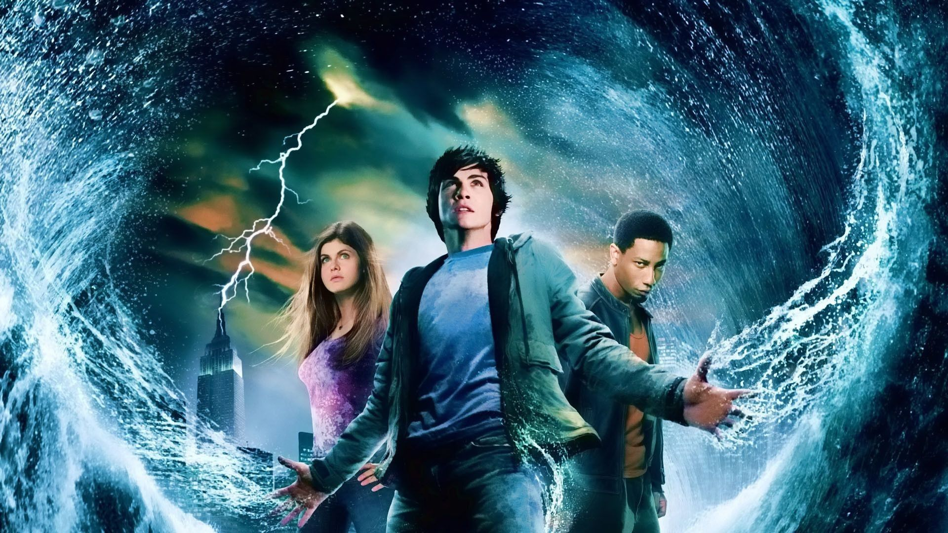 Percy Jackson Wallpapers Top Free Percy Jackson Backgrounds Wallpaperaccess