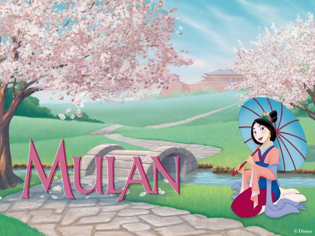 Mulan Wallpapers Top Free Mulan Backgrounds Wallpaperaccess