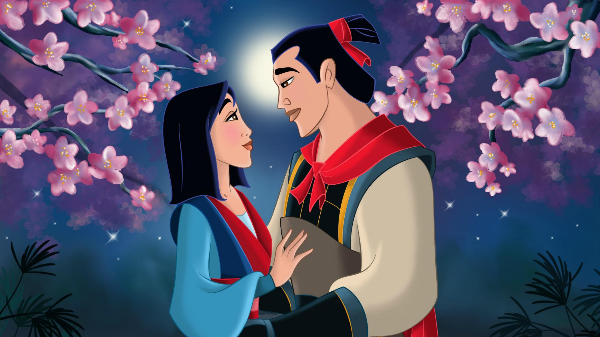 Mulan Wallpapers Top Free Mulan Backgrounds Wallpaperaccess