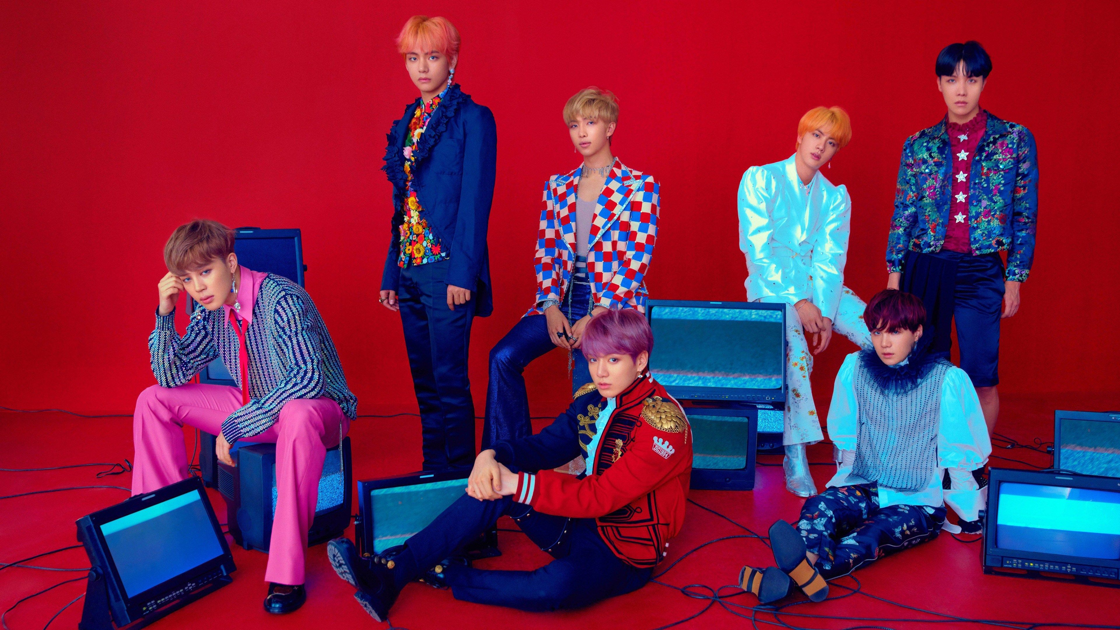 Map Of The Soul Persona Wallpapers Top Free Map Of The Soul
