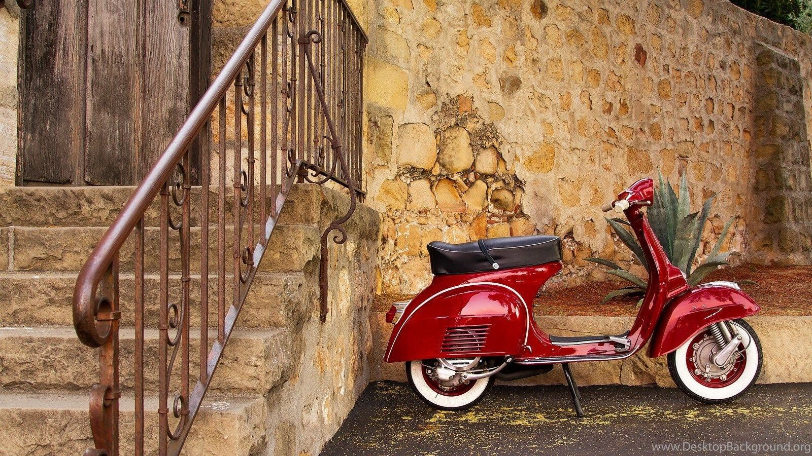 Top Free Vespa Backgrounds