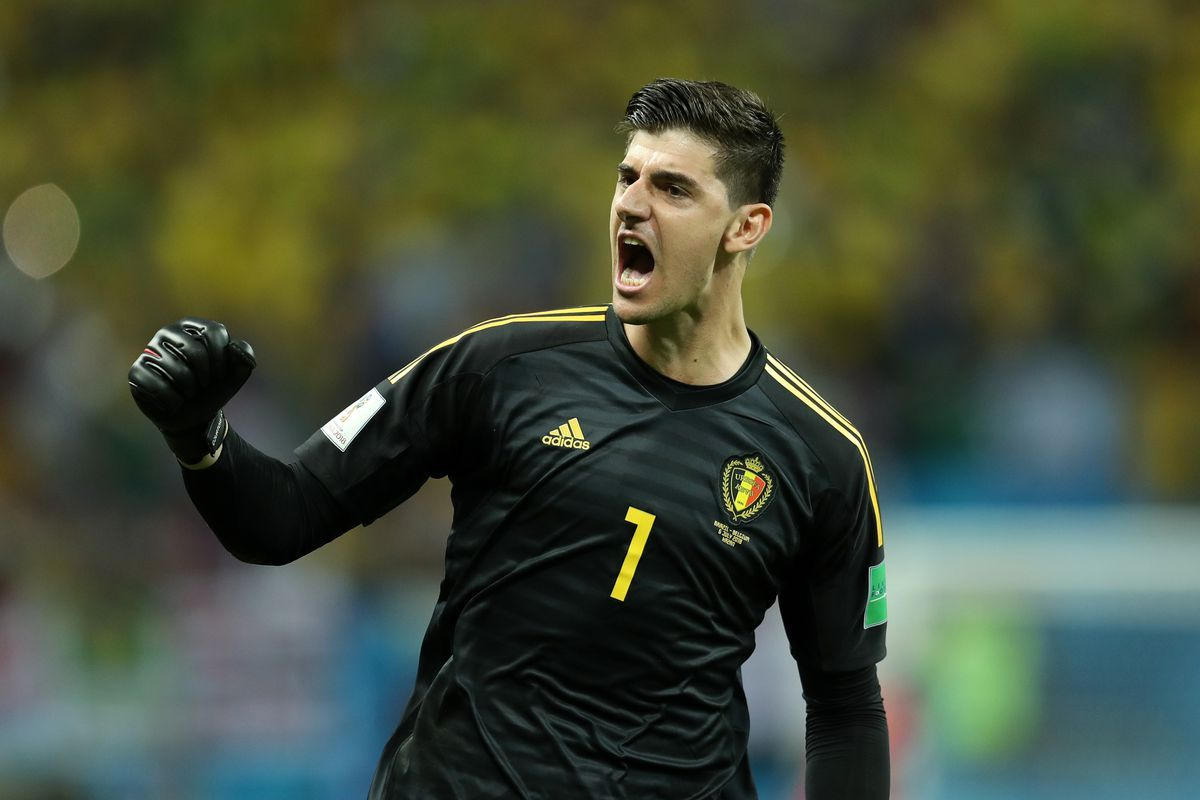 Top Free Courtois Backgrounds