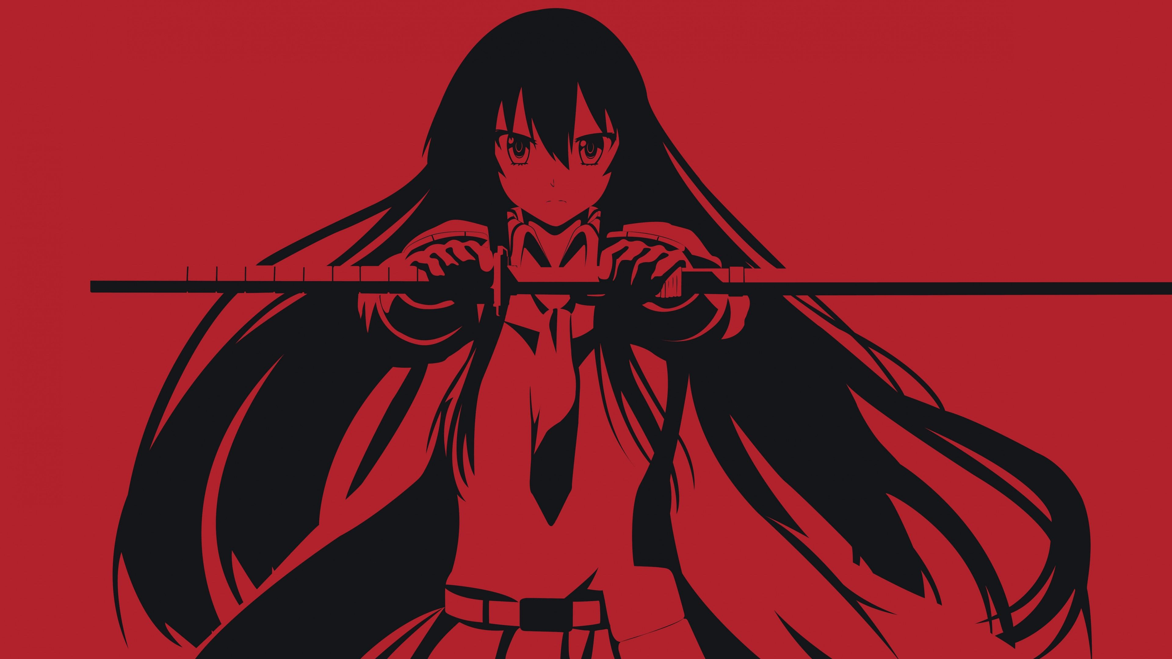 Akame Ga Kill Wallpapers Top Free Akame Ga Kill Backgrounds
