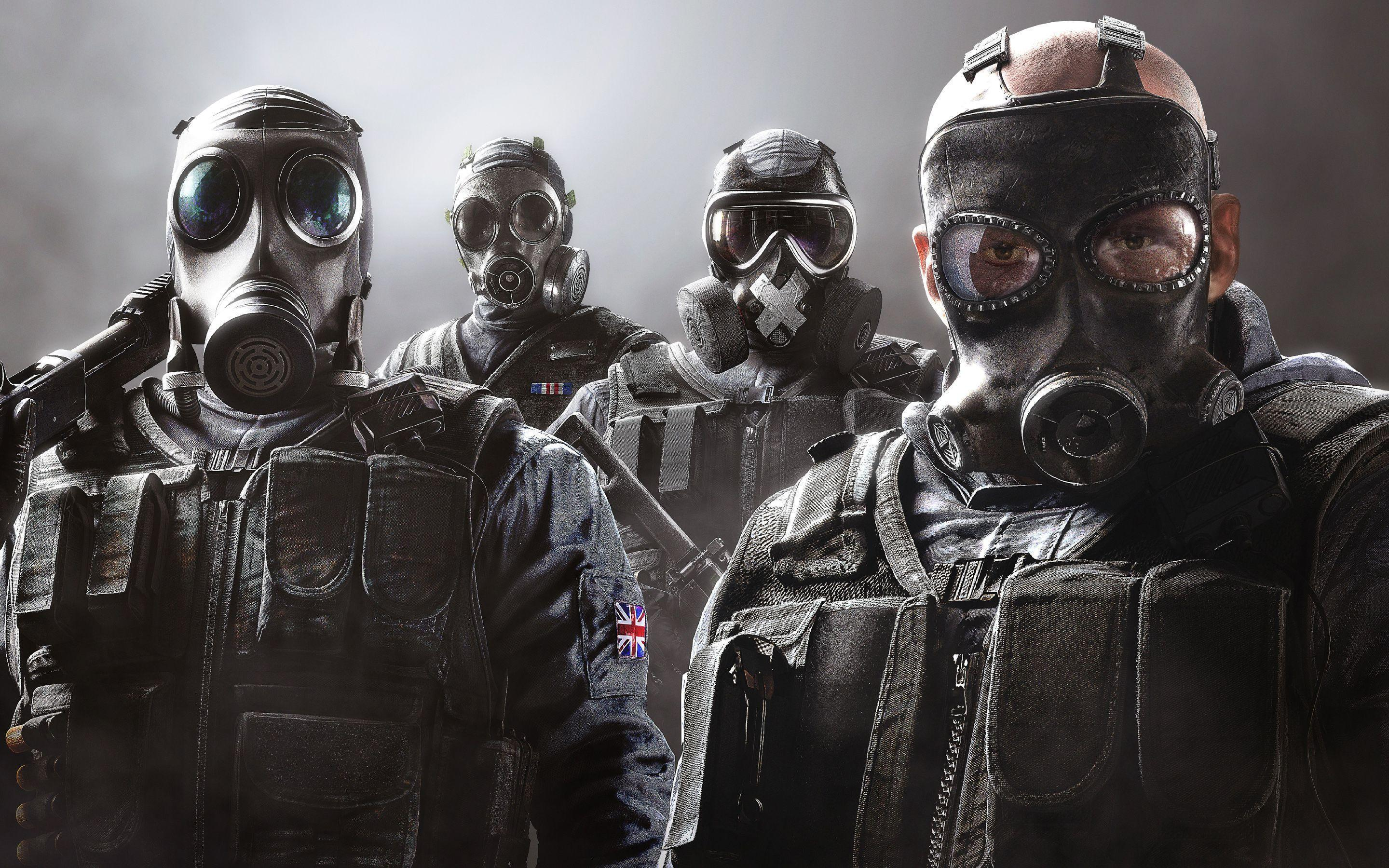 Tom Clancys Rainbow Six Siege 4k Wallpapers Top Free Tom