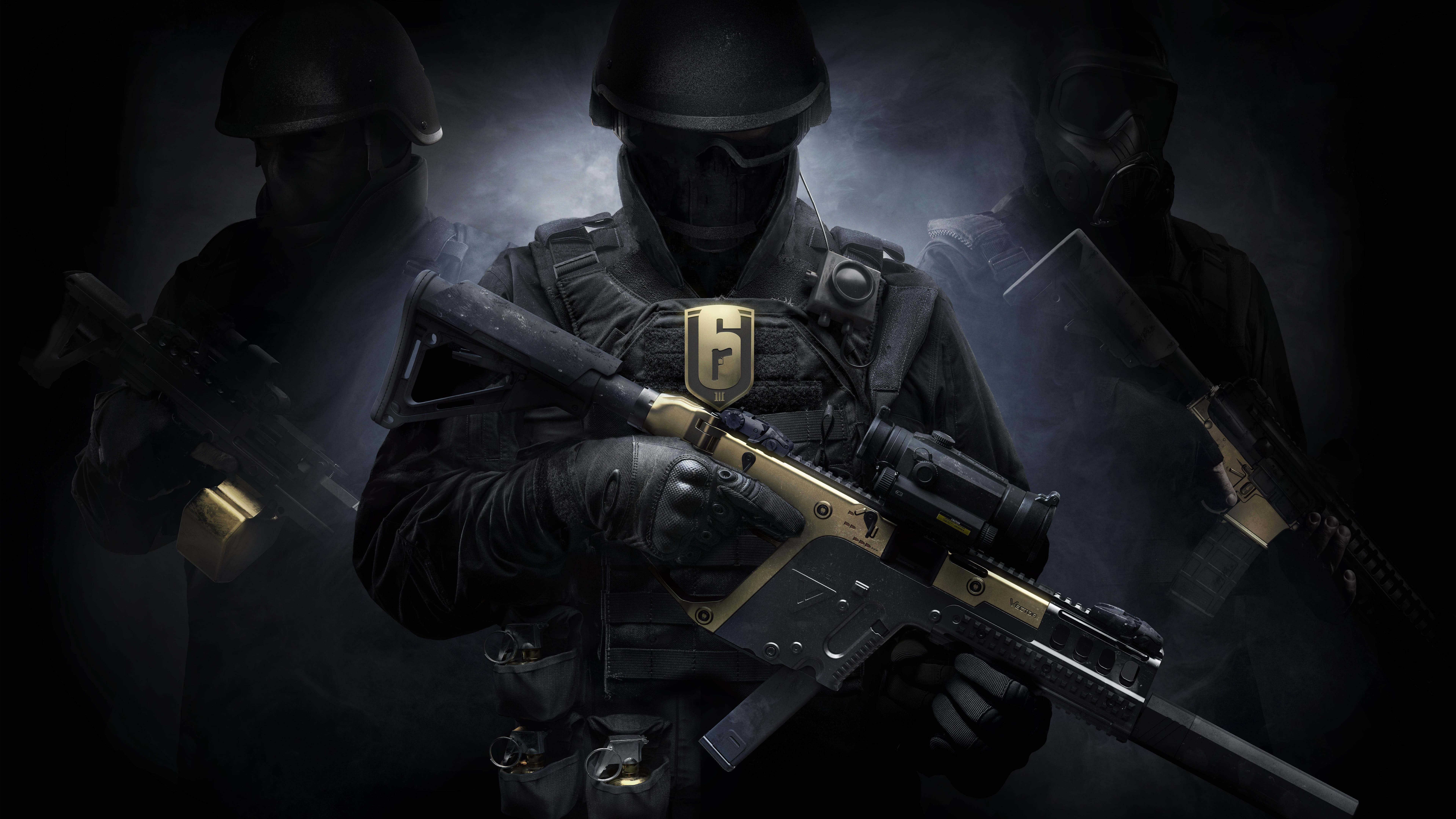 Tom Clancy S Rainbow Six Siege Wallpapers Top Free Tom Clancy S Rainbow Six Siege Backgrounds Wallpaperaccess
