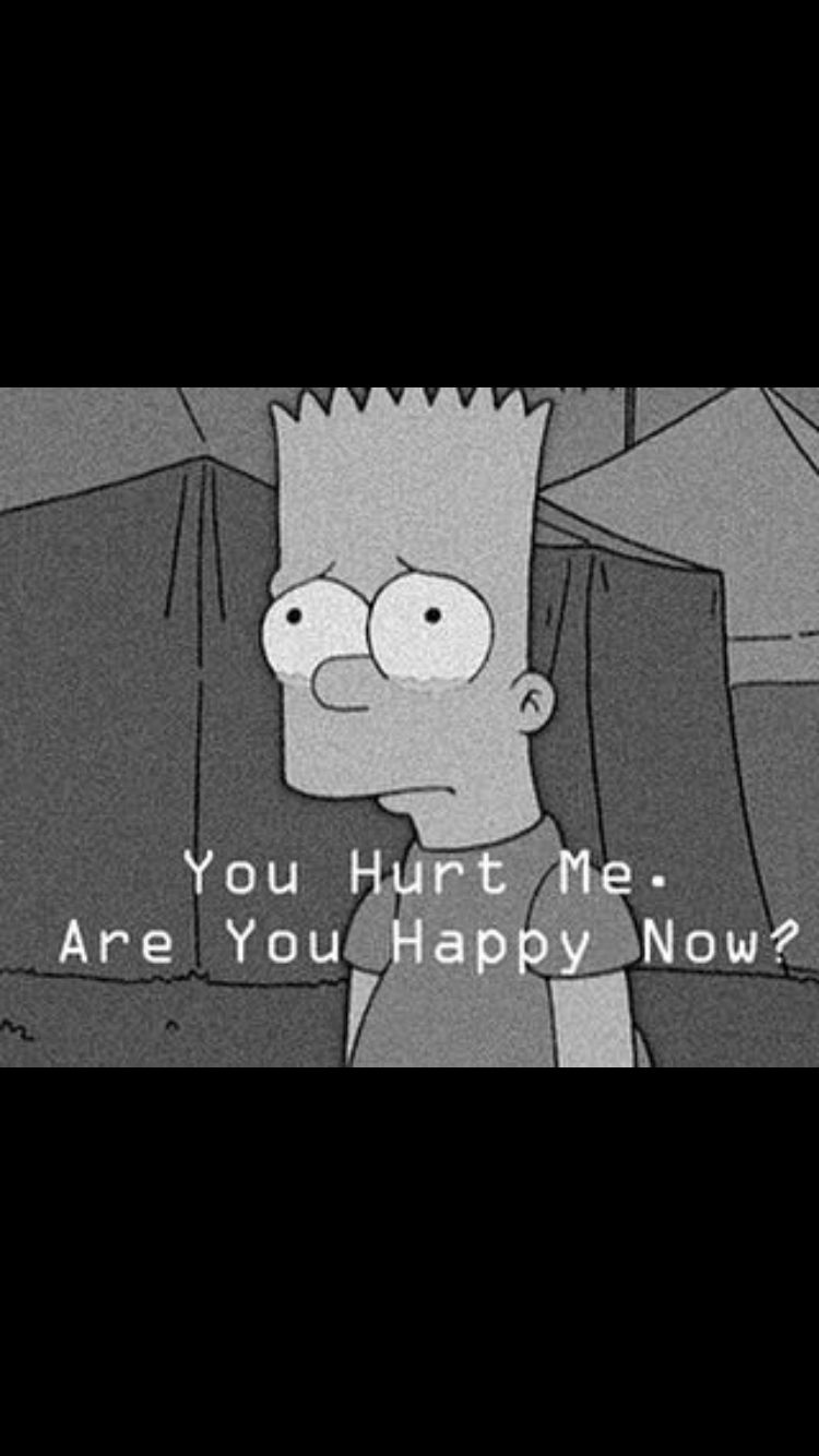 Sad Simpsons Wallpapers Top Free Sad Simpsons Backgrounds