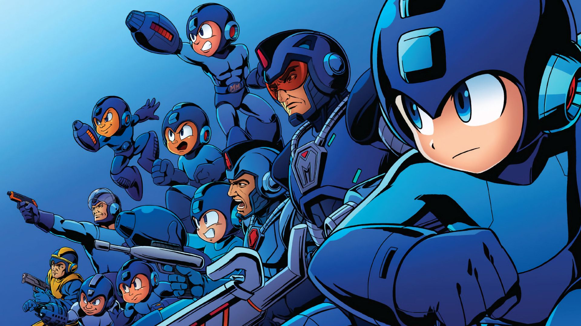 Mega Man X Wallpapers Top Free Mega Man X Backgrounds