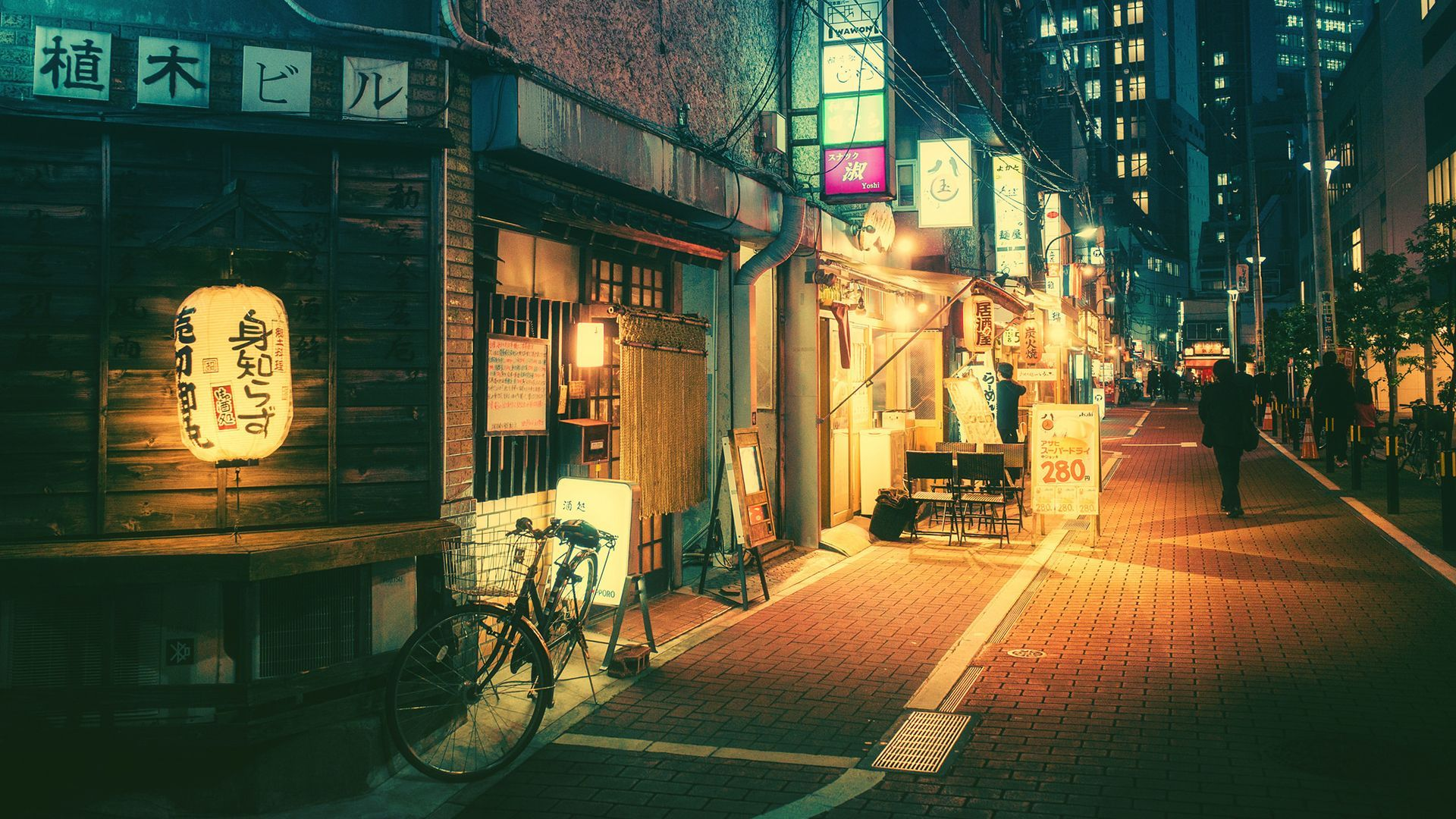 Tokyo Streets Wallpapers Top Free Tokyo Streets