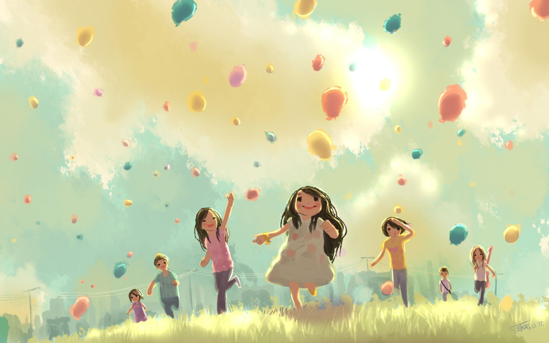 Happy Kids Wallpapers - Top Free Happy Kids Backgrounds - WallpaperAccess