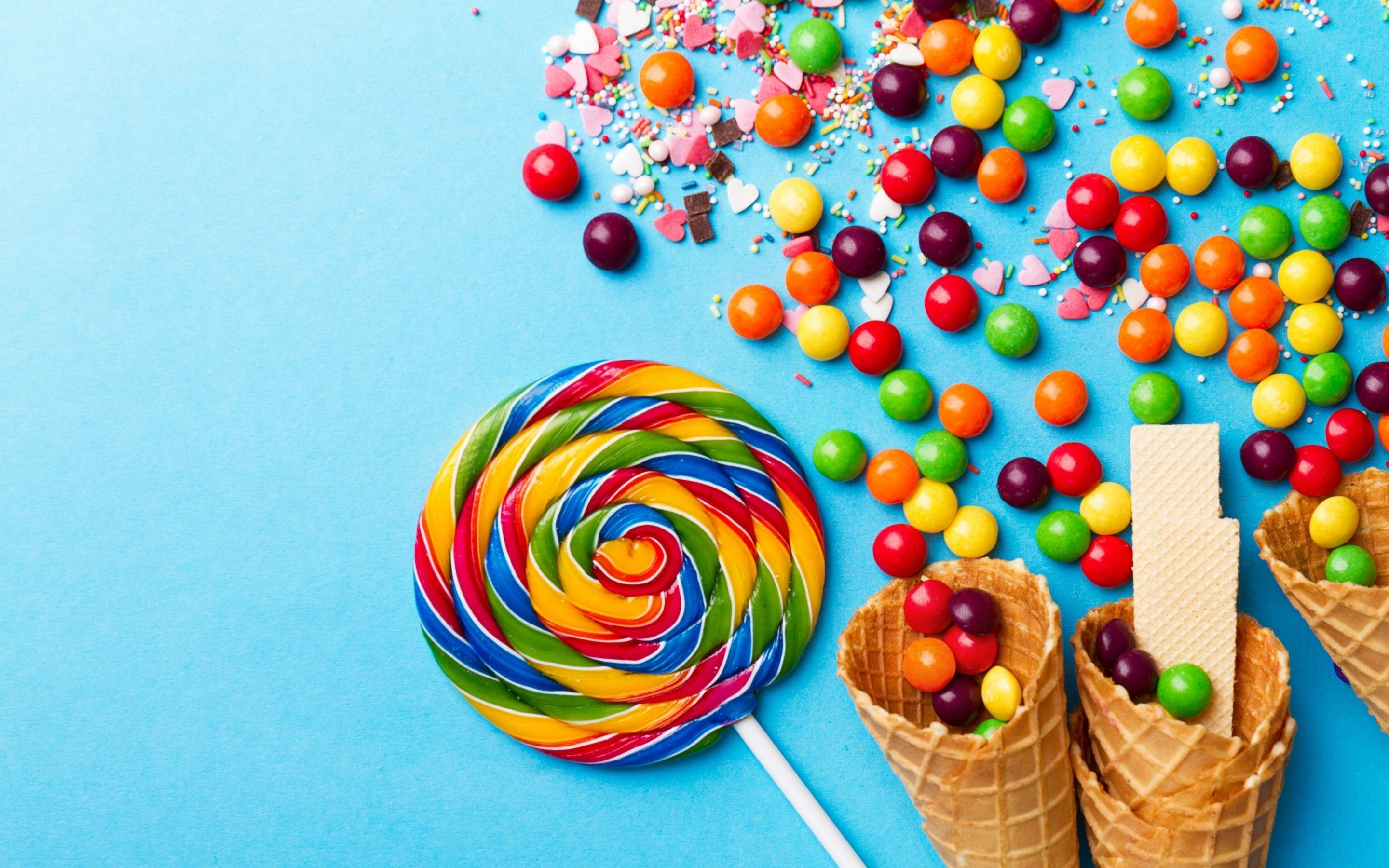 Candy Wallpapers Top Free Candy Backgrounds Wallpaperaccess