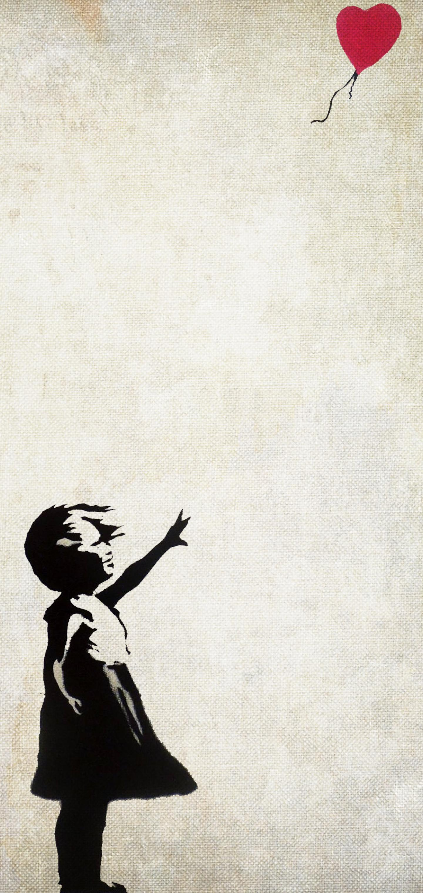 Banksy Iphone Wallpapers Top Free Banksy Iphone Backgrounds Wallpaperaccess