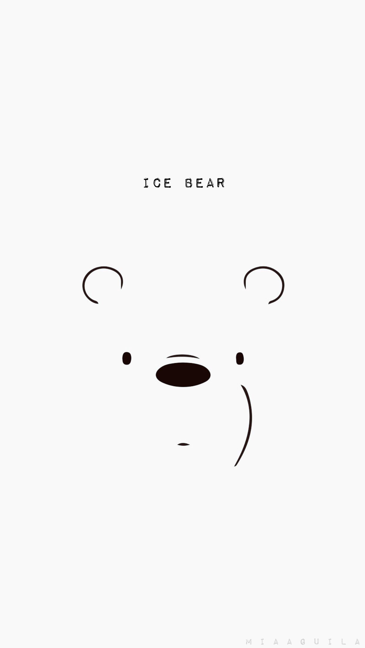 Ice Bear Wallpapers Top Free Ice Bear Backgrounds