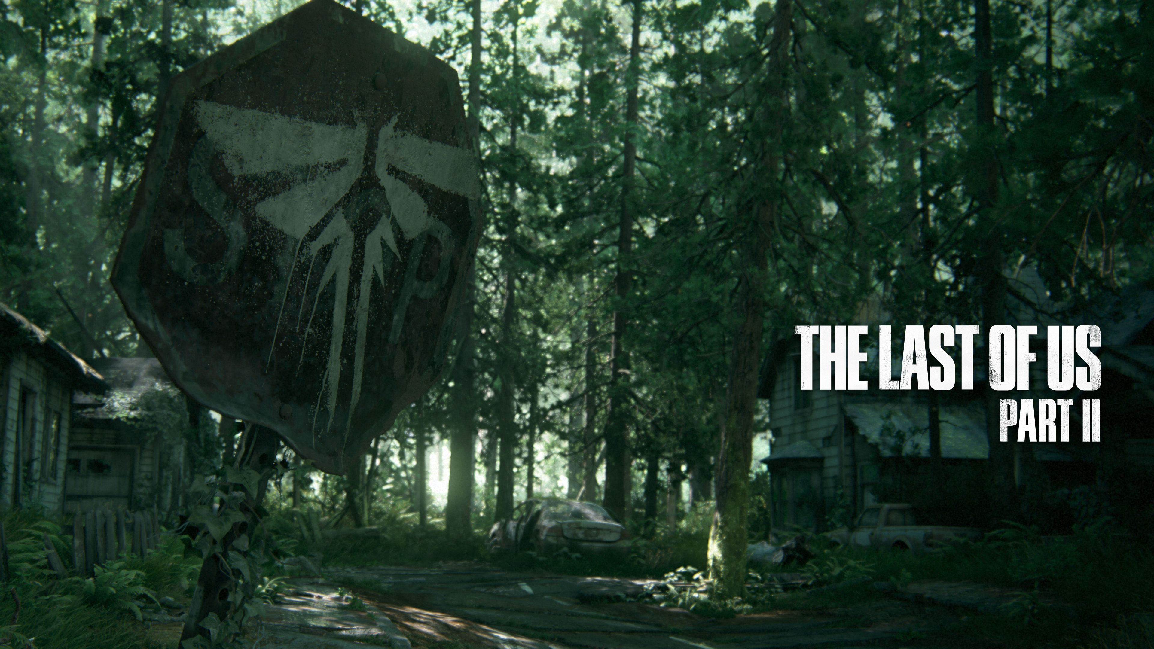 The Last of Us 2 Wallpapers - Top Free The Last of Us 2 ...