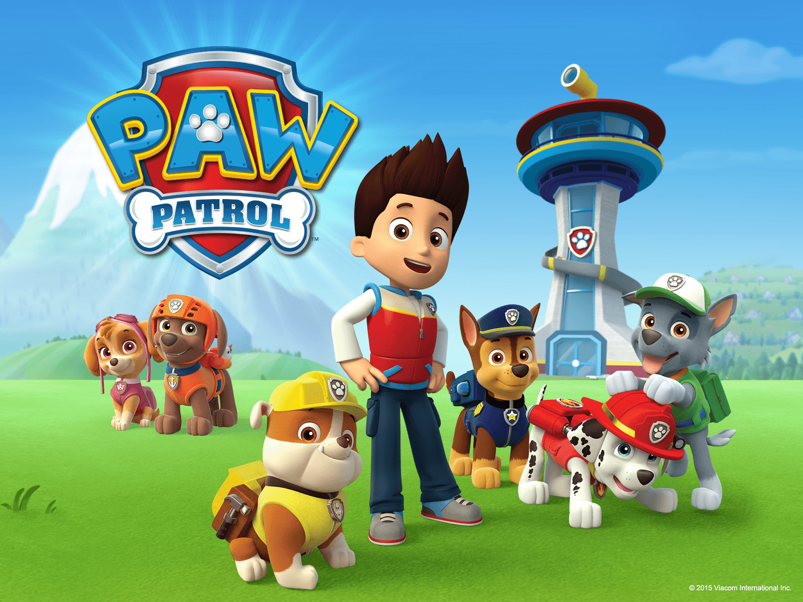 Paw Patrol Wallpapers Top Free Paw Patrol Backgrounds Wallpaperaccess
