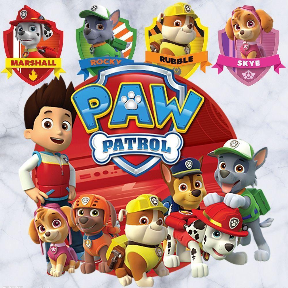 Paw Patrol Wallpapers - Top Free Paw