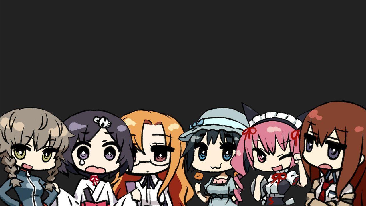 Chibi Anime Wallpapers Top Free Chibi Anime Backgrounds