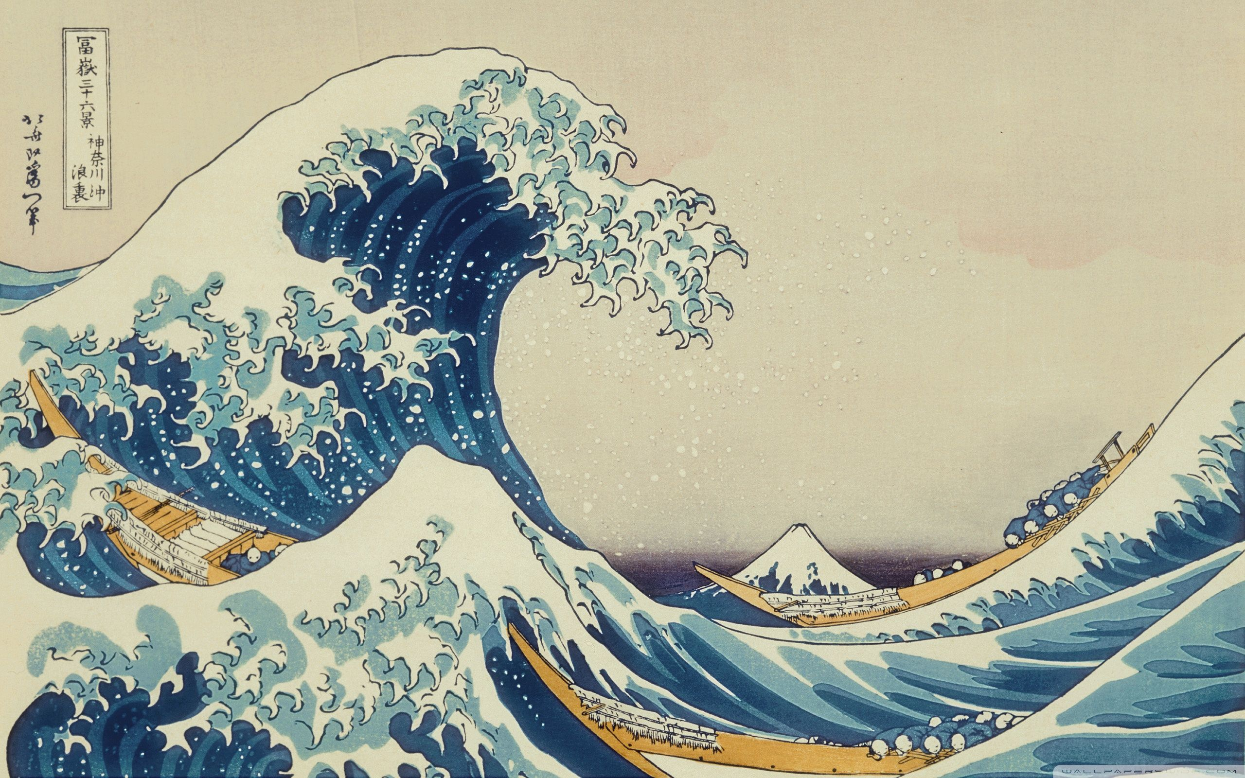 Japanese Wave Wallpapers Top Free Japanese Wave
