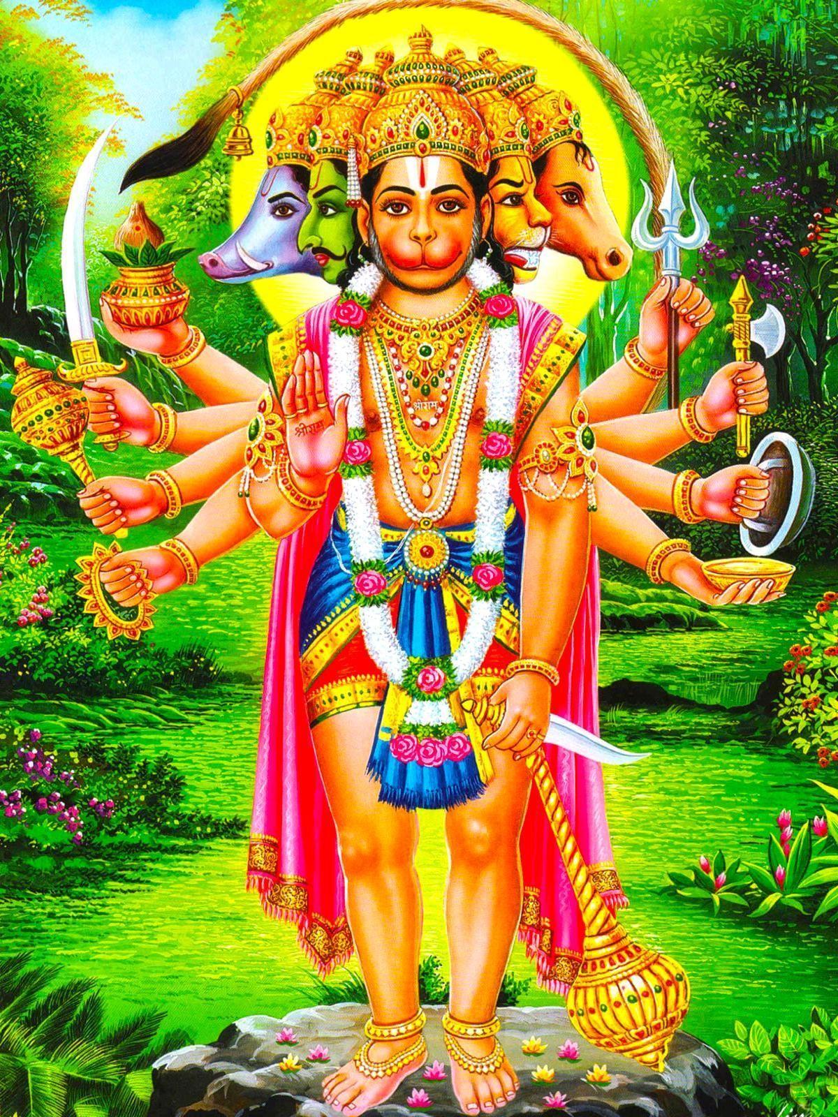 Hanuman Wallpapers Top Free Hanuman Backgrounds
