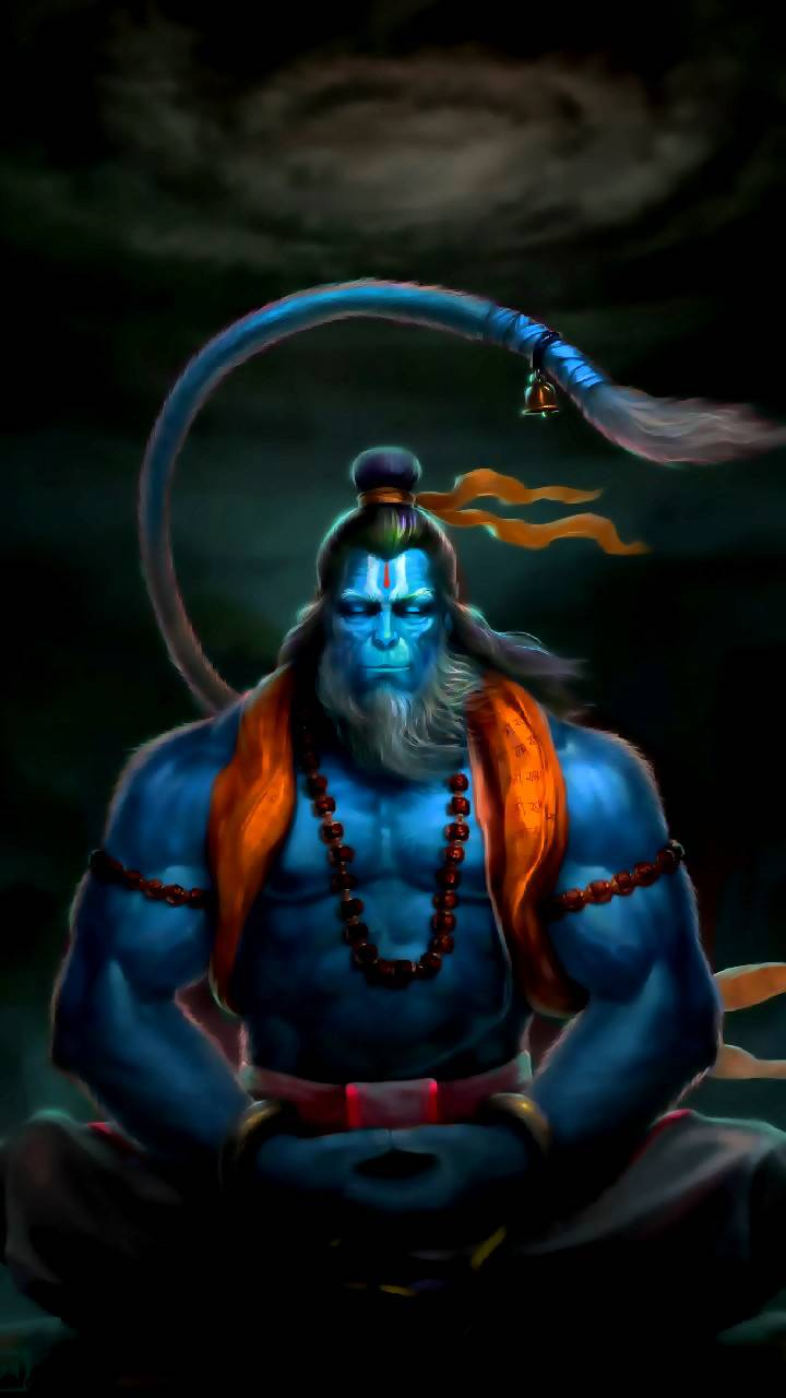 Hanuman Wallpapers Top Free Hanuman Backgrounds Wallpaperaccess