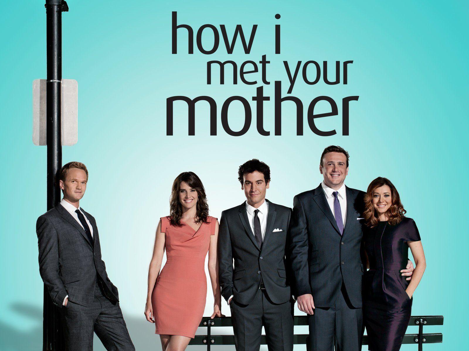 How I Met Your Mother Wallpapers Top Free How I Met Your Mother