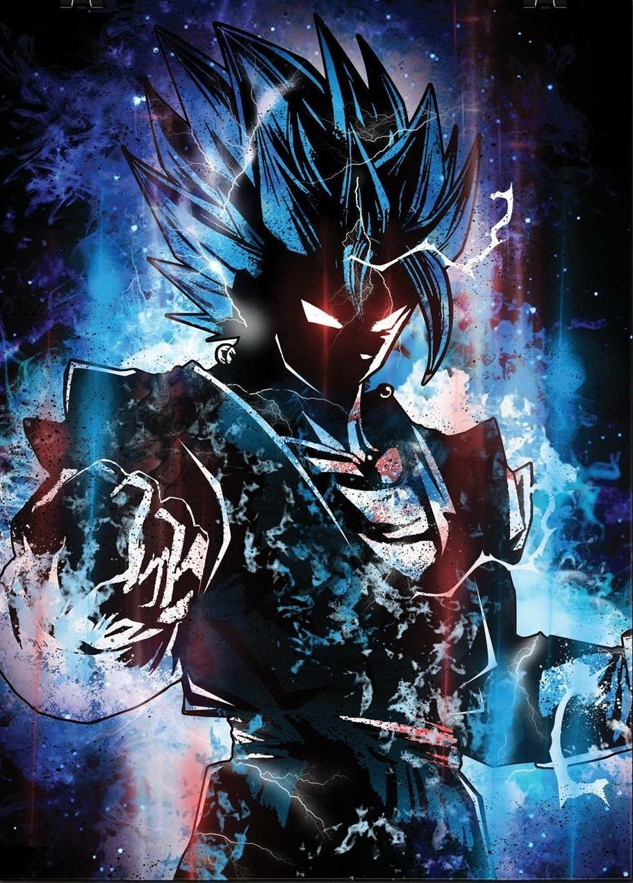 Goku Ultra Hd Wallpaper Download