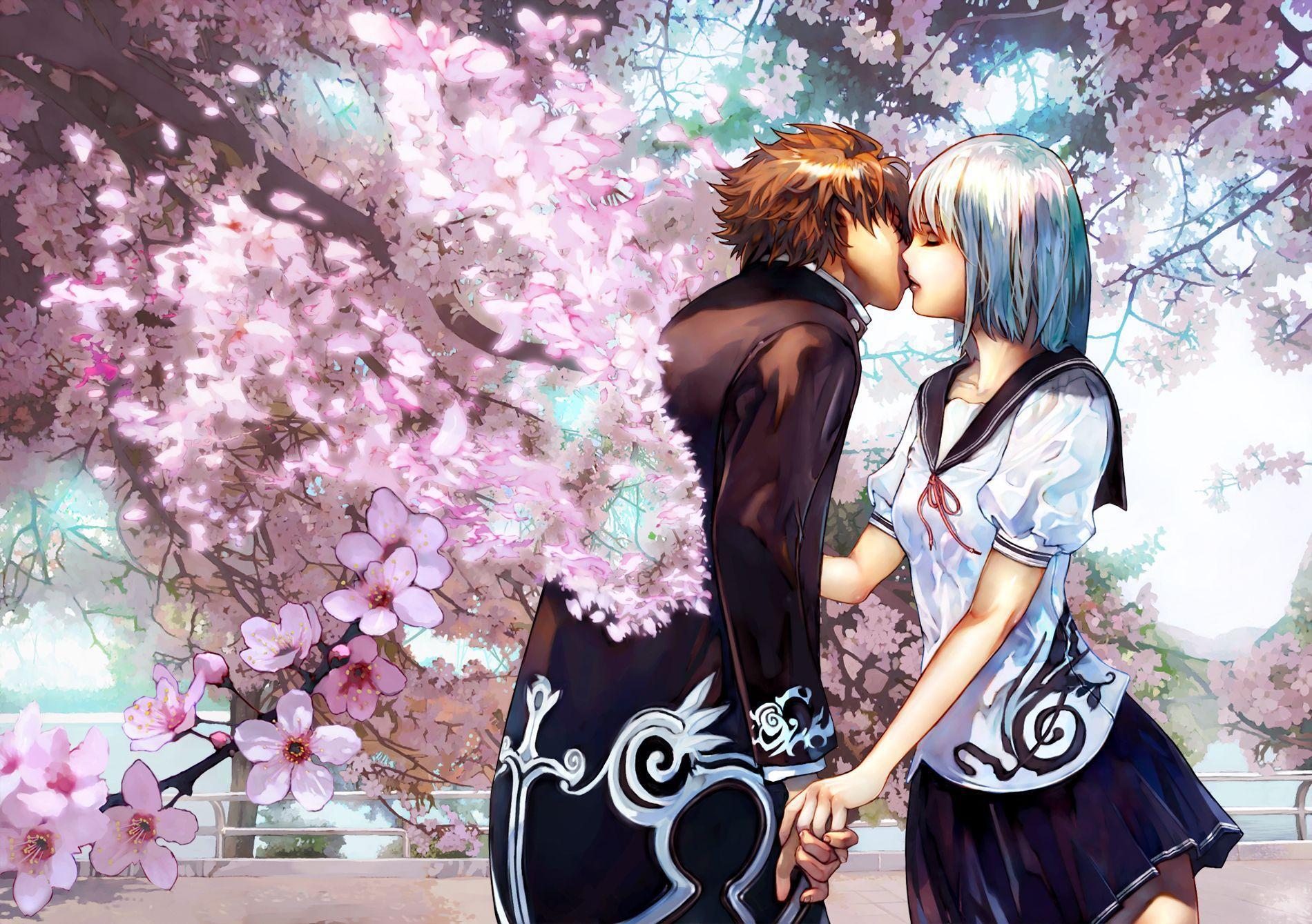 Anime Love Desktop Wallpapers Top Free Anime Love Desktop