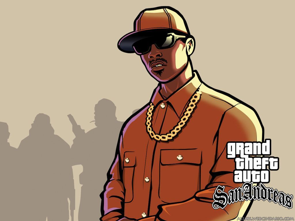 GTA San Andreas Wallpapers - Top Free