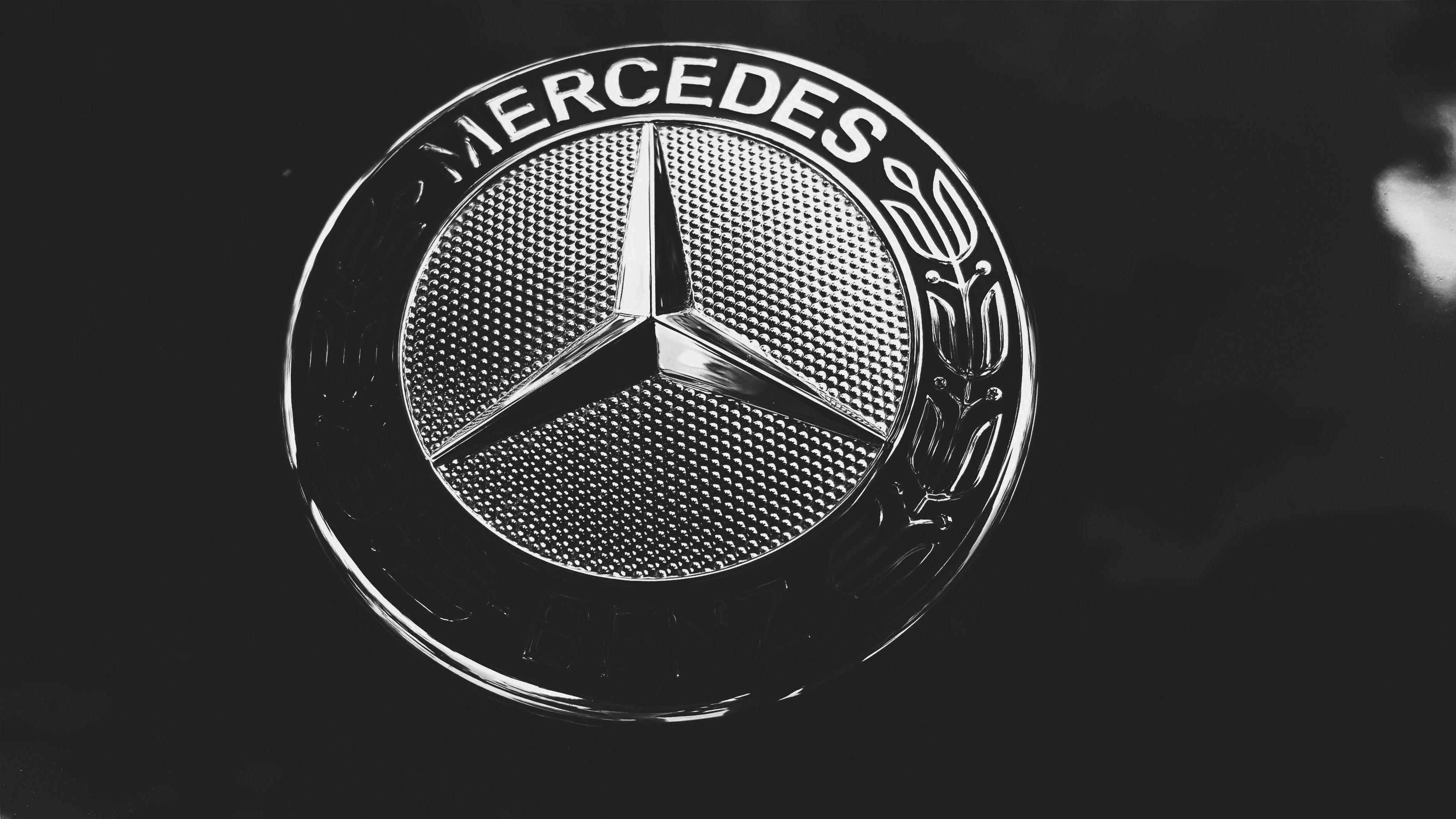Mercedes Logo Wallpapers Top Free Mercedes Logo