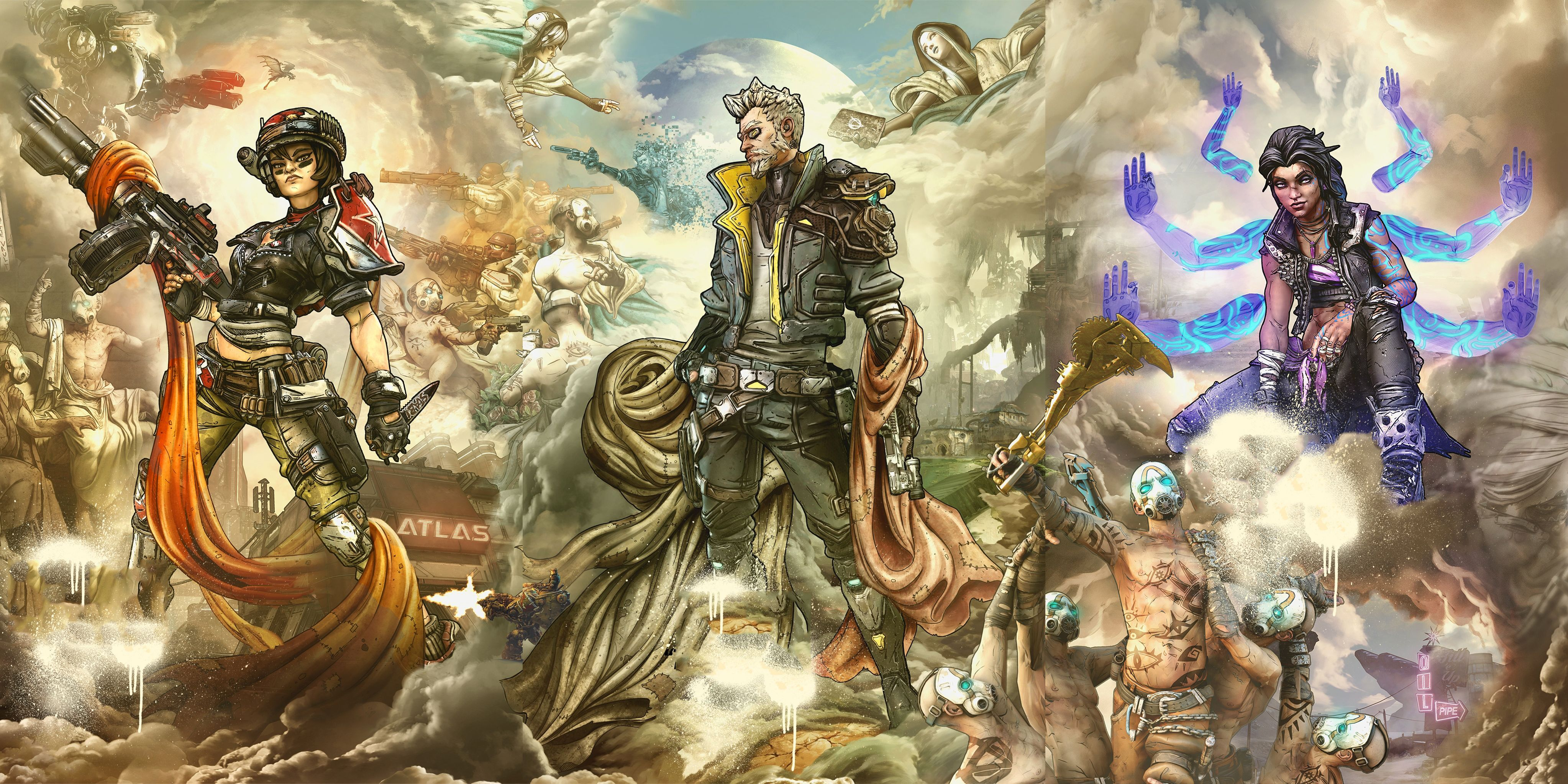 Borderlands 3 Wallpapers Top Free Borderlands 3