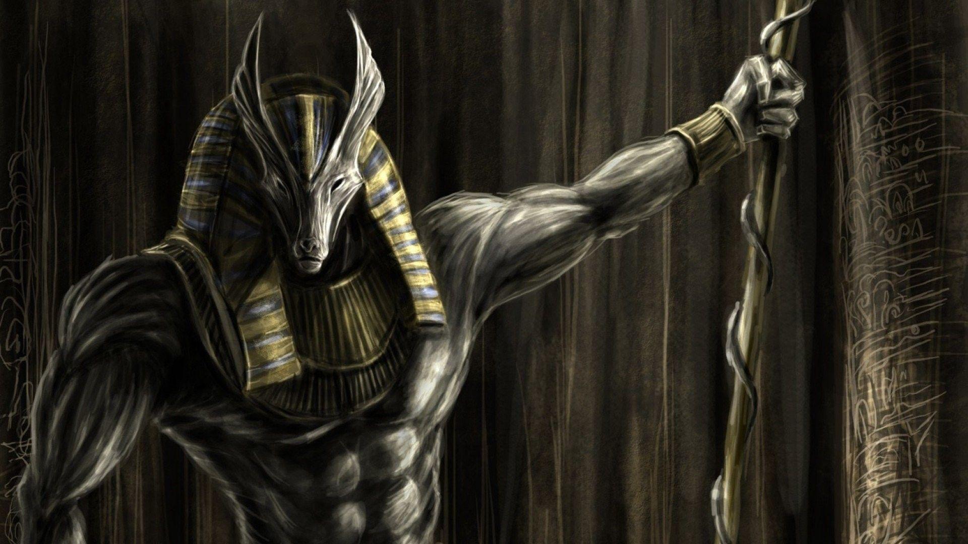 38 Best Free Egyptian Gods Wallpapers Wallpaperaccess
